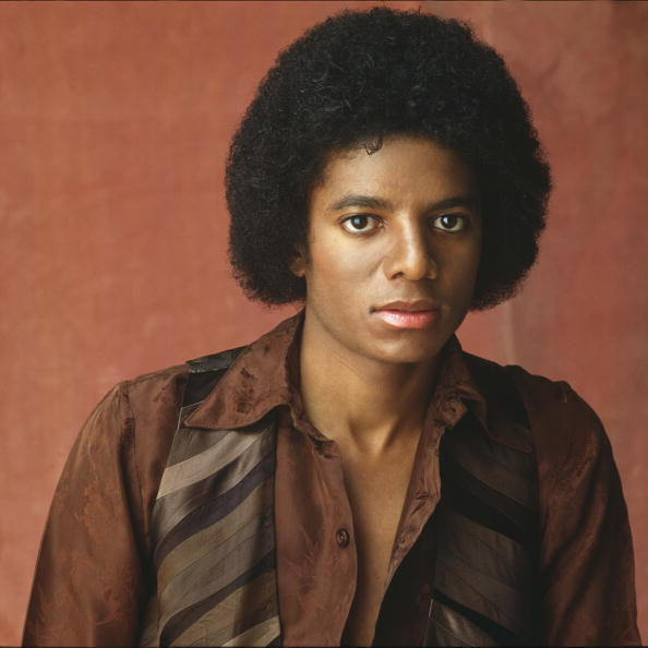 Майкл Джексон в юности фото