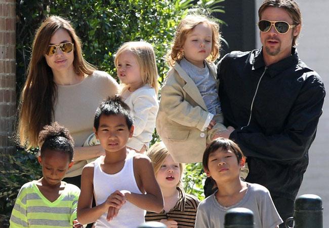 Голливудские звезды, которые воспитывают приемных детей-Фото 2