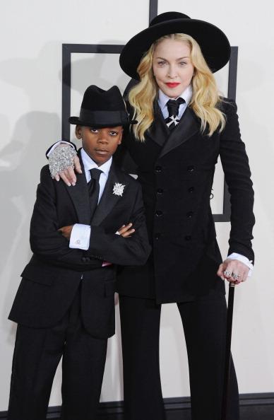 Мадонна показала странное фото в нижнем белье-Фото 4