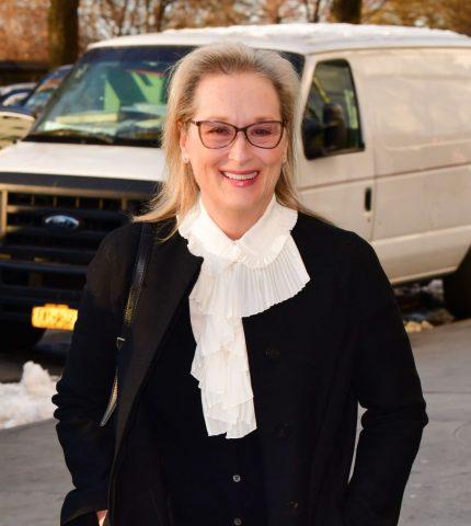 В гостях у Мэрил Стрип: Как выглядит квартира актрисы в Нью-Йорке-430x480