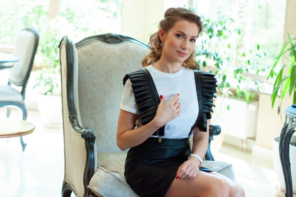 Девушка в стиле Marie Claire: 10 цитат от Анны Насиковской, Сo-Founder компании Dim Group