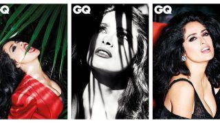 Роковая Сальма Хайек на обложке GQ-320x180