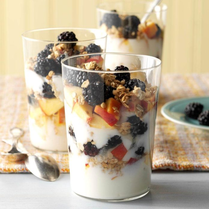 Рецепты здоровых завтраков, которые не нужно готовить-Фото 1