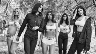 Calvin Klein презентовал осеннюю кампанию с сестрами Кардашьян-320x180