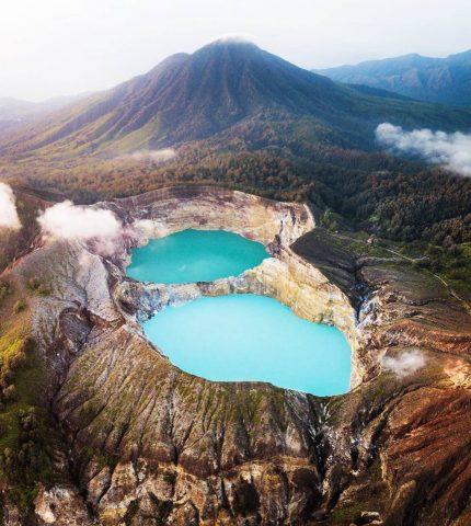 Самые красивые цветные водоемы в мире-430x480