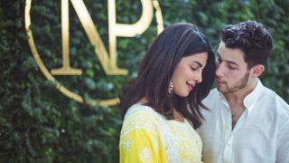Ник Джонас и Приянка Чопра провели предсвадебную церемонию в Индии-320x180