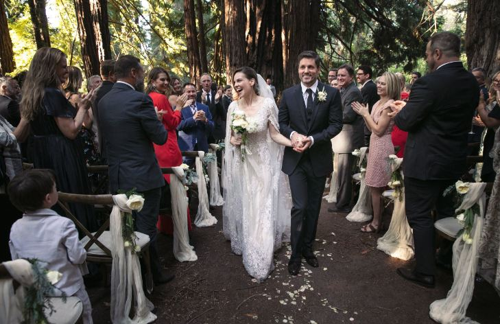 Хилари Суонк вышла замуж во второй раз-Фото 1