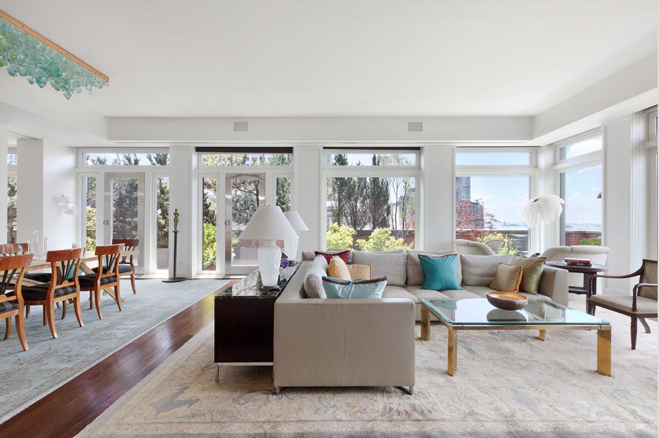В гостях у Мэрил Стрип: Как выглядит квартира актрисы в Нью-Йорке-Фото 3