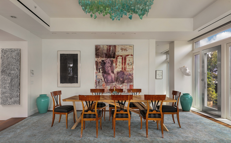 В гостях у Мэрил Стрип: Как выглядит квартира актрисы в Нью-Йорке-Фото 5