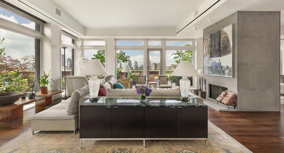 В гостях у Мэрил Стрип: Как выглядит квартира актрисы в Нью-Йорке-Фото 2
