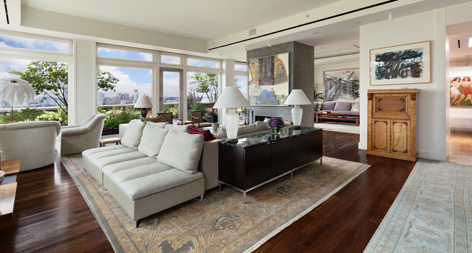 В гостях у Мэрил Стрип: Как выглядит квартира актрисы в Нью-Йорке-Фото 4