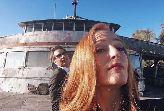 Джиллиан Андерсон исполнилось 50 лет: Лучшие роли «агента Скалли»-Фото 1