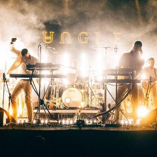 Британская группа Jungle впервые выступит в Украине
