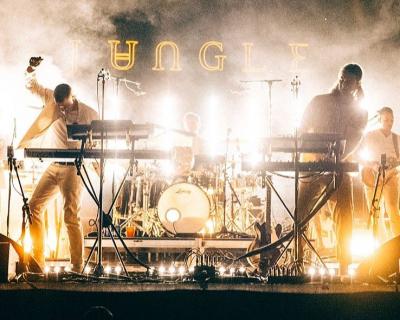 Британская группа Jungle впервые выступит в Украине-430x480