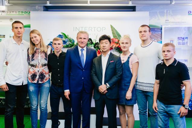 INTERTOP и Национальный олимпийский комитет Украины объявили о сотрудничестве