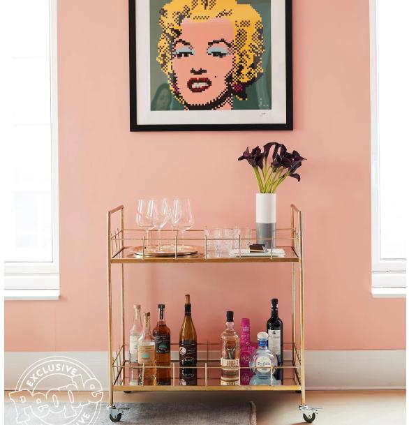 Как живут звезды: Эшли Бенсон показала свою квартиру в Нью-Йорке-Фото 3