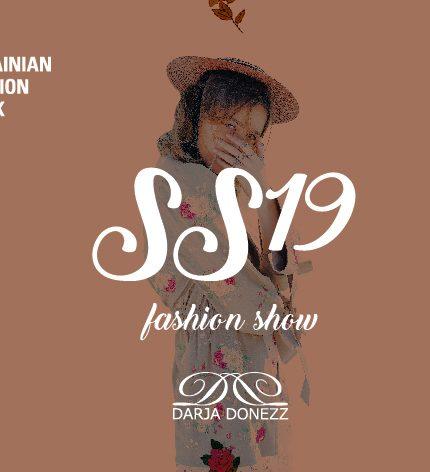DARJA DONEZZ представит коллекцию SS19-430x480