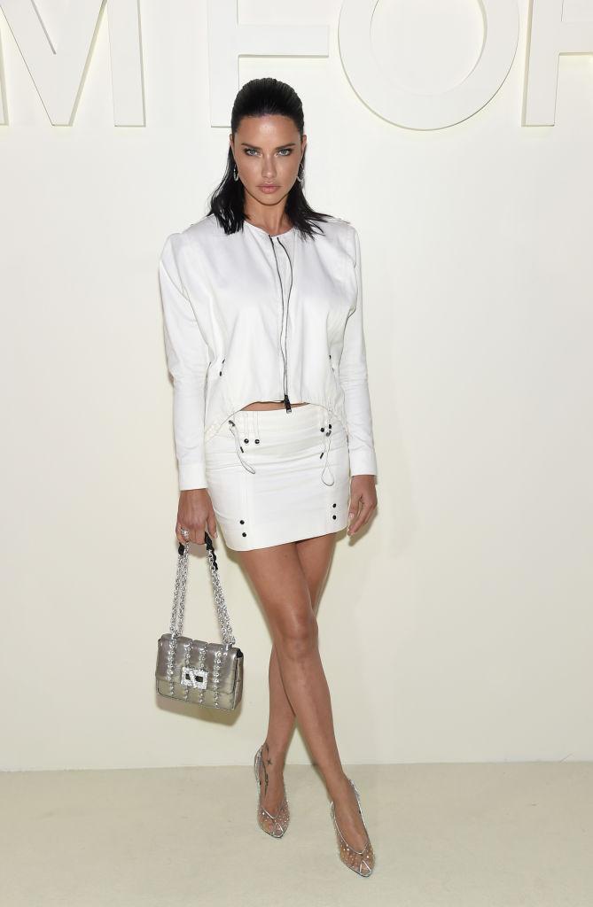 Самые стильные звездные гости на Неделе моды в Нью-Йорке-Фото 4