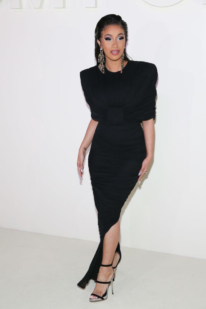 Самые стильные звездные гости на Неделе моды в Нью-Йорке-Фото 5