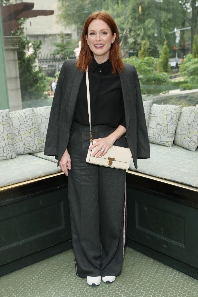 Самые стильные звездные гости на Неделе моды в Нью-Йорке-Фото 6