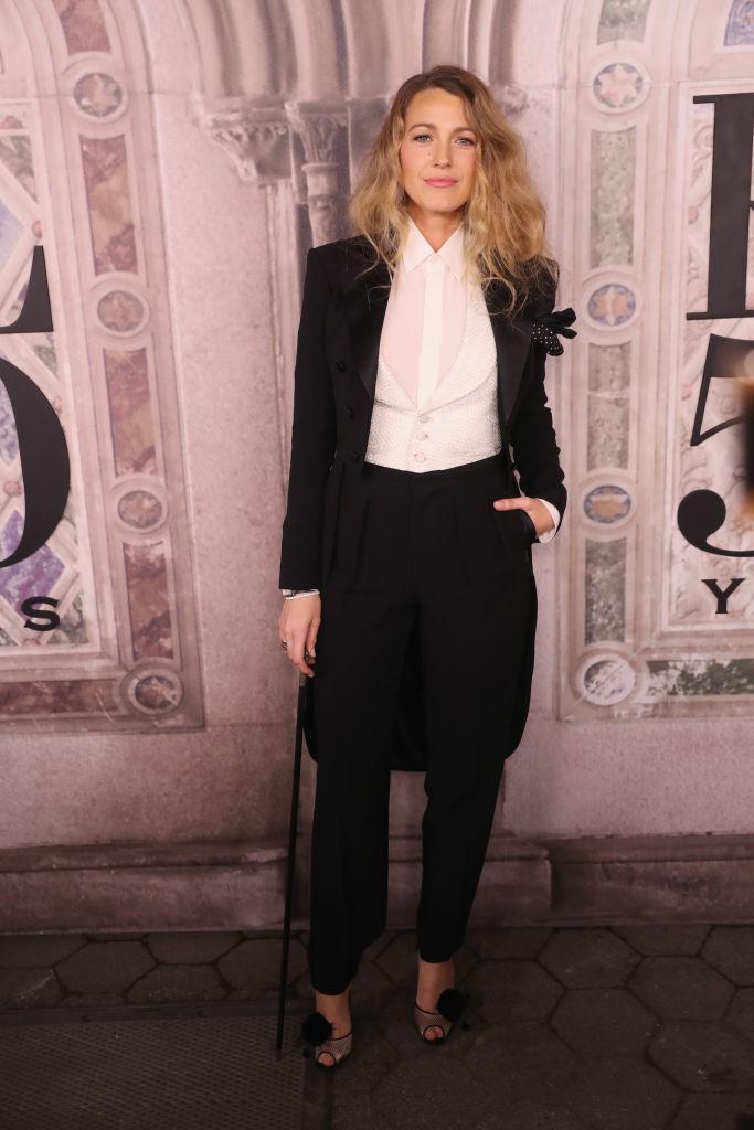 Самые стильные звездные гости на Неделе моды в Нью-Йорке-Фото 9