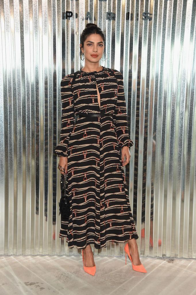 Самые стильные звездные гости на Неделе моды в Нью-Йорке-Фото 1