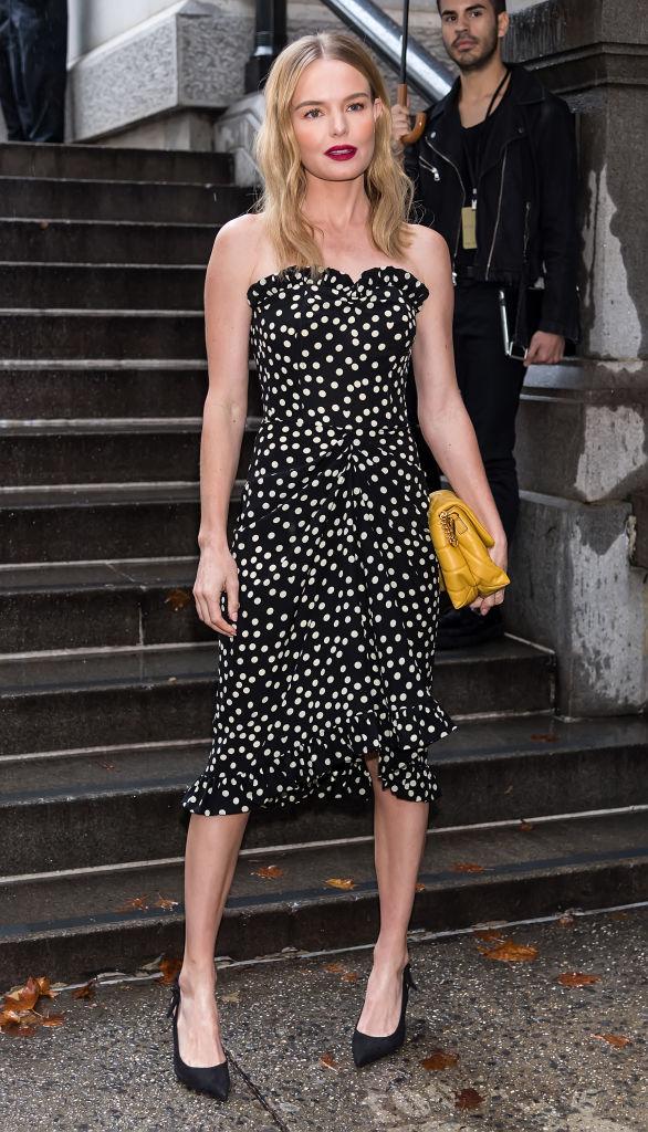 Самые стильные звездные гости на Неделе моды в Нью-Йорке-Фото 2