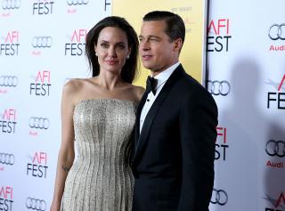 Джоли и Питт встретились, чтобы обсудить опеку над детьми