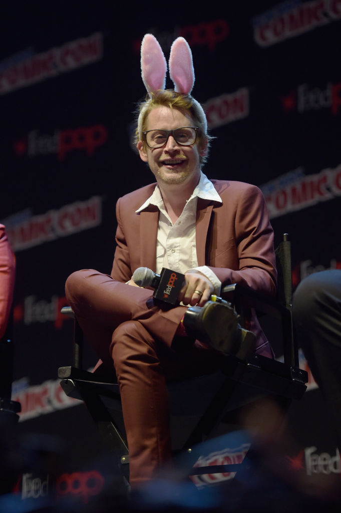 Калкин попросил у Джоан Роулинг роль в новой экранизации ее книги-320x180