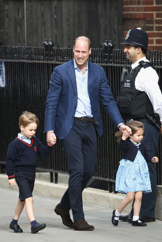 Принц Уильям рассказал об увлечении сына Джорджа-320x180