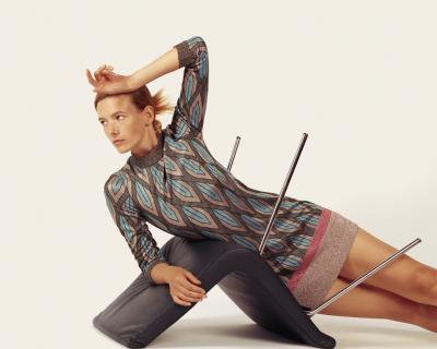 Что будет модно в сезоне осень-зима 18/19: идеи из лукбука Victoria Gres-430x480