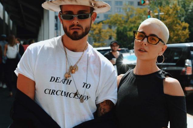 Street style Недели моды в Нью-Йорке глазами украинского фотографа