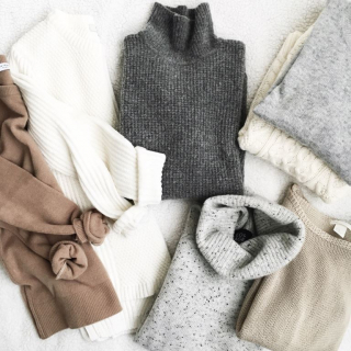20 уютных свитеров из онлайн-магазинов