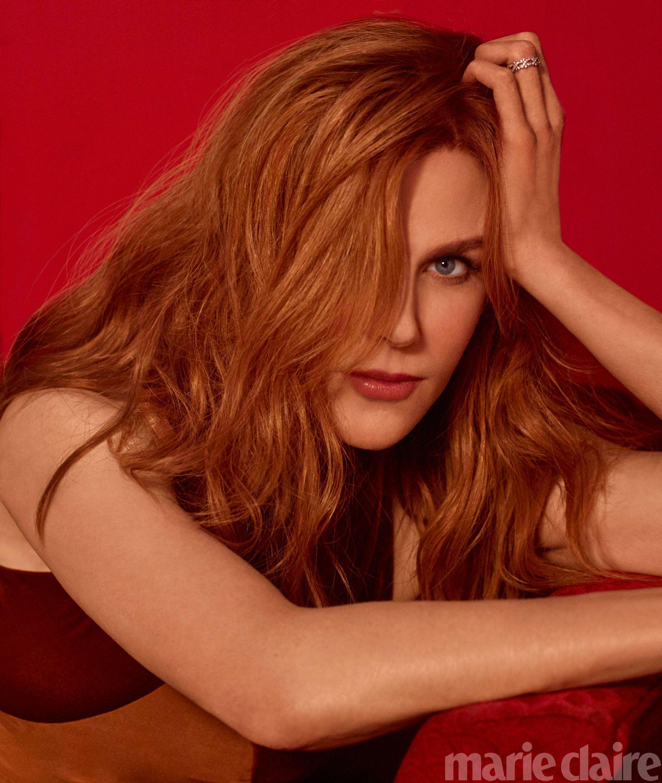 Рыжая бестия: Николь Кидман снялась в яркой фотосессии-320x180