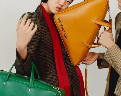 BALENCIAGA: бренд-инфлюенсер в мире моды-430x480