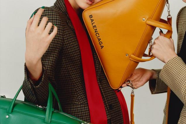 BALENCIAGA: бренд-инфлюенсер в мире моды