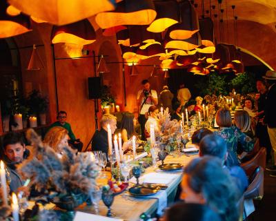 Фотоотчет: как прошел званый ужин с Паоло Теренци в ресторане Il Riccio-430x480