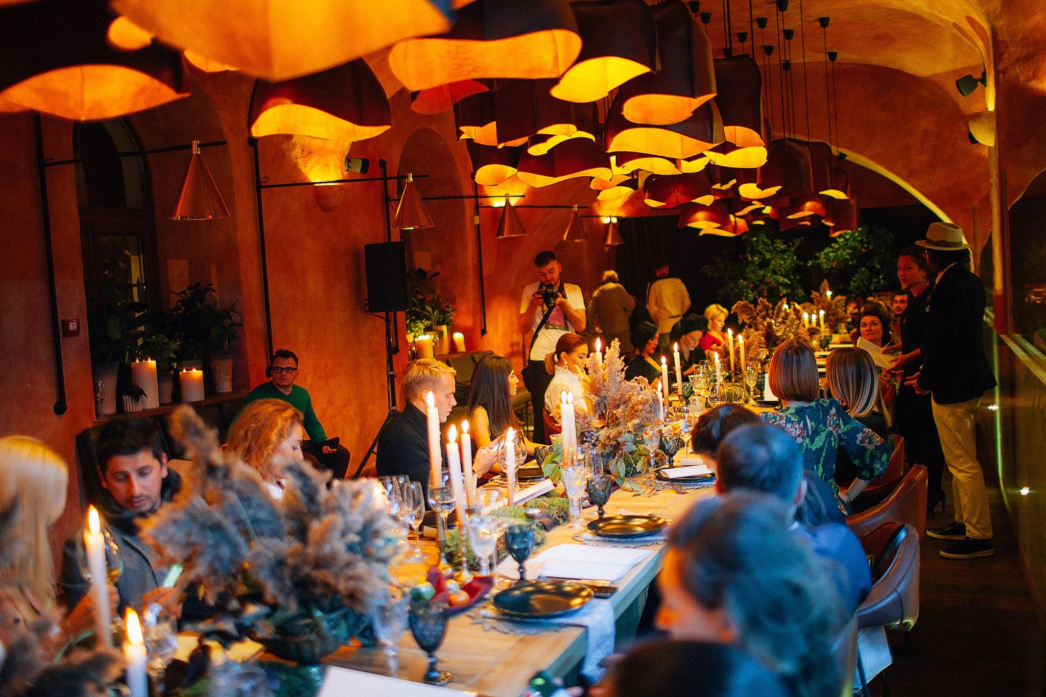 Фотоотчет: как прошел званый ужин с Паоло Теренци в ресторане Il Riccio-320x180