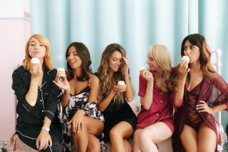 5 образов для пижамной вечеринки от women'secret