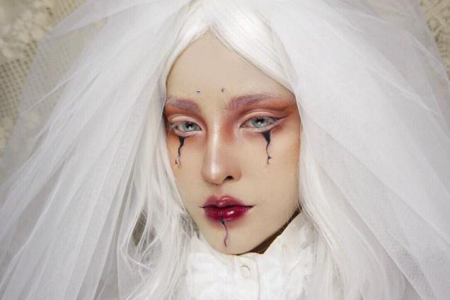 5 видеоуроков по макияжу на Хэллоуин