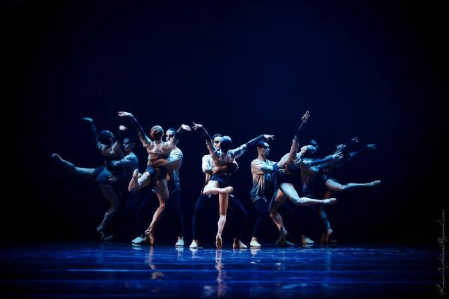 Анонс: Премьера балета «Дети ночи. Андрогин» с Екатериной Кухар