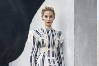 Дженнифер Лоуренс снялась в новой кампании Dior