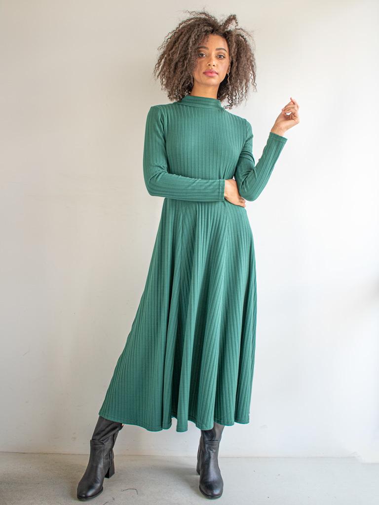 15 осенних платьев на каждый день-Фото 4