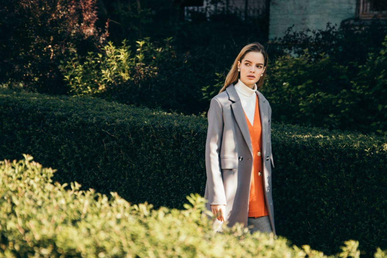 Девушка, пальто, город: 10 трендов этой осени-Фото 3