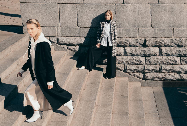 Девушка, пальто, город: 10 трендов этой осени-Фото 4