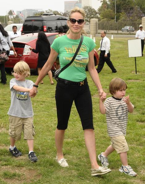 Шэрон Стоун рассказала, почему решила воспитывать детей одна-Фото 2
