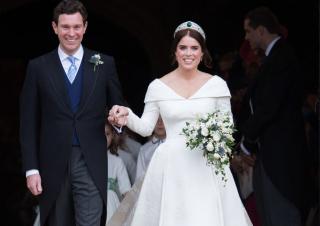 Принцесса Евгения поделилась милой фотографией со свадьбы