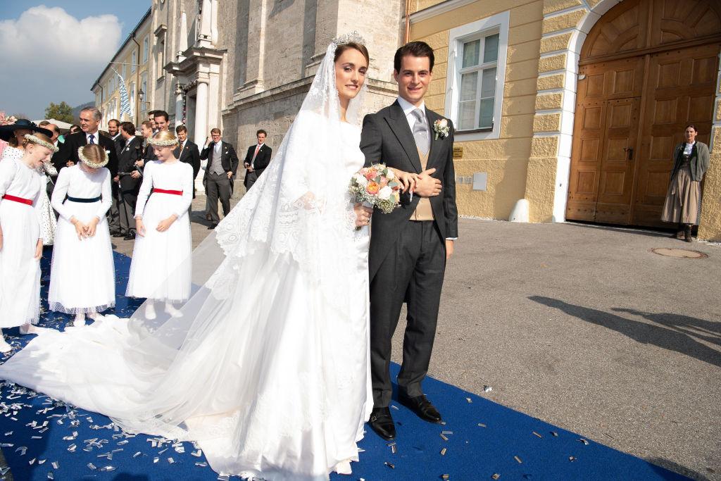 Герцогиня София Вюртембергская вышла замуж за французского аристократа-Фото 3