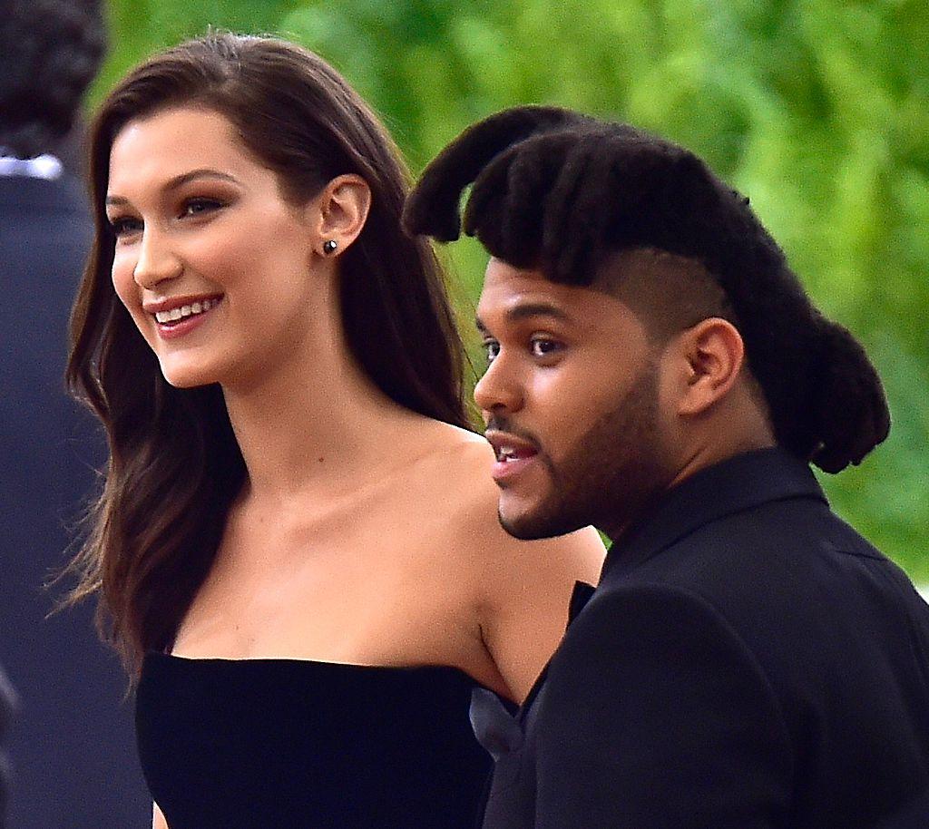 The Weeknd мило поздравил Беллу Хадид с 22-летием-Фото 1