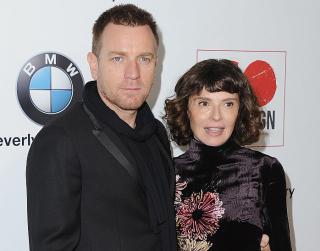 Эван МакГрегор судится с бывшей женой из-за денег